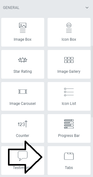 Create Elementor Tabs With Horizontal Scroll For Mobile Users