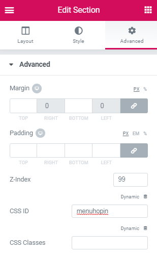 Elementor Change Header on Scroll - With Smooth Animation