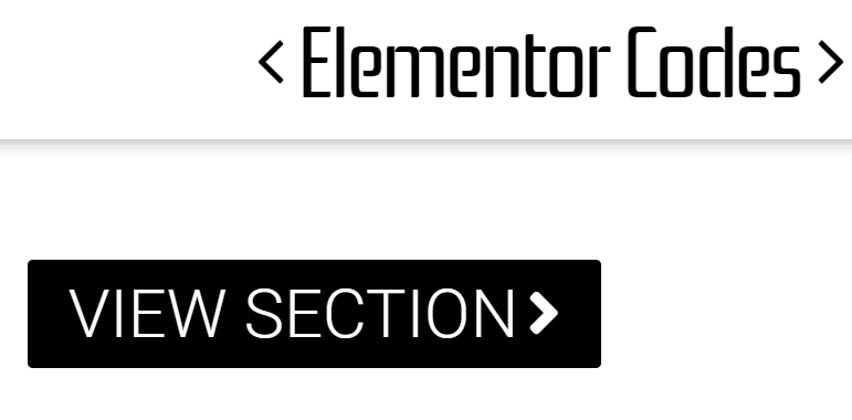 Elementor: Create a Section That Shows Up Only on Button Click