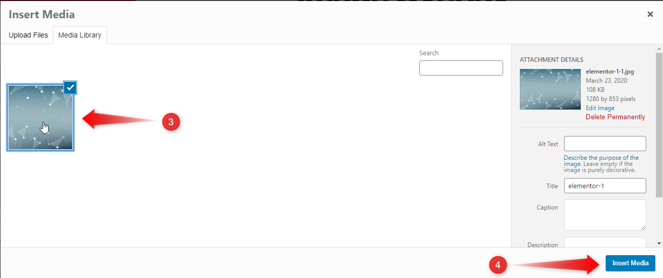 How To Add Text Over Image in Elementor
