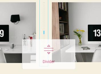 Super Easy Elementor Vertical Divider